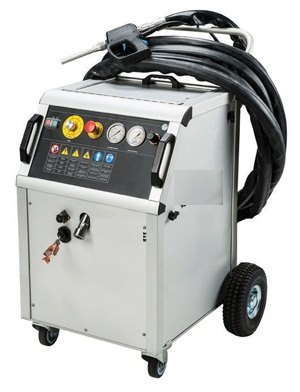 Dry Ice Cleaning Machine