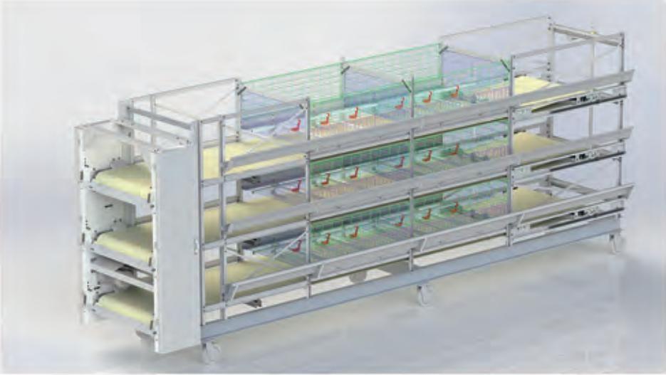 雞舍養殖設備