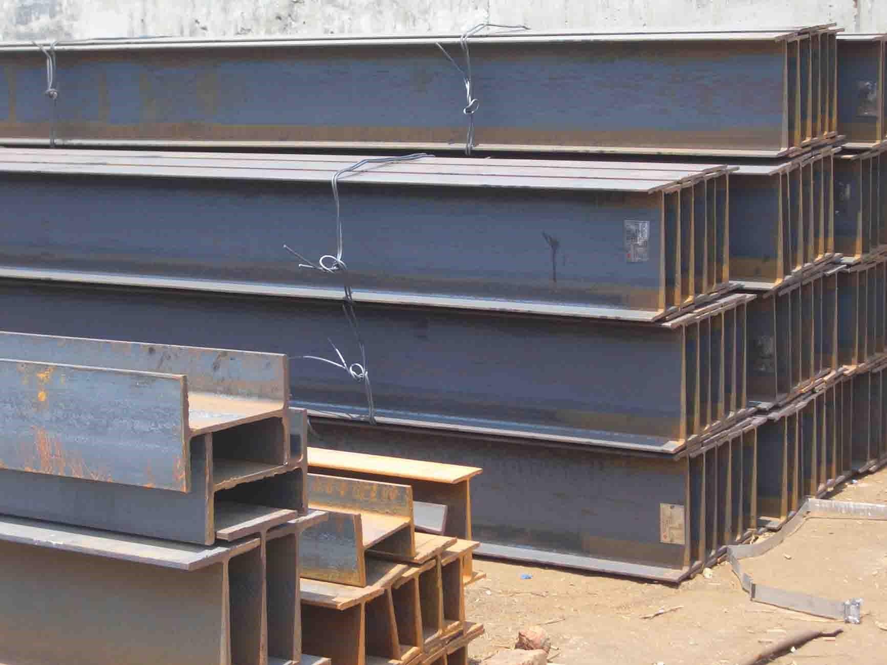 馬鋼萊鋼H型鋼,橋梁,鋼結構廠專用